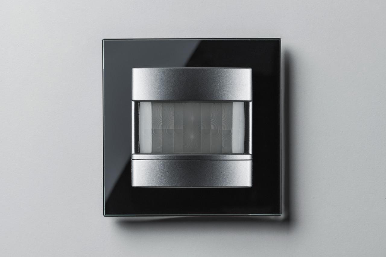 Lampy zewnętrzne z czujnikiem ruchu